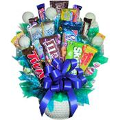 Golfers Candy Bouquet