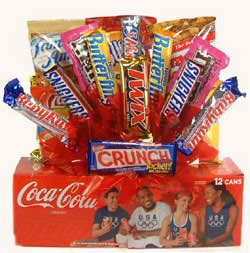 Candy & Soda Bouquet